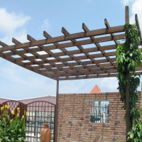 Pergola at Dijtham Home 'n Garden