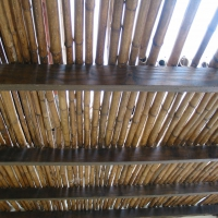 Pergola Bamboo at Coral Estate